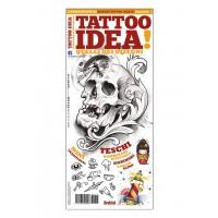 Idea Tattoo 207  April 2016