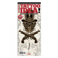Idea Tattoo 218 Januar/Februar/März