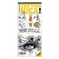 Idea Tattoo 199 Juni 2015