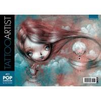 Tattoo Artist 3  - Pop Surrealism Von Ania Tomicka