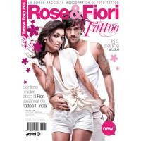 Tattoo Foto 1: Rosen & Blumen