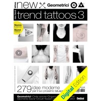 Geometrische Tattoos - digital edition