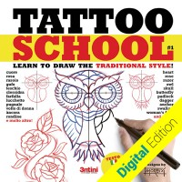 Tattoo School 1: Stile traditional [digital edition]