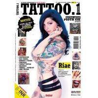 Tattoo.1 Tribal 81 Sep/Okt 2014