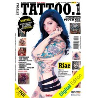 Tattoo.1 Tribal 81 Sep/Okt 2014