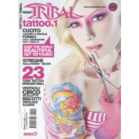 Tattoo1 Tribal N.52 Oktobre/november 2009