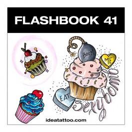 Tatuajes de cupcakes