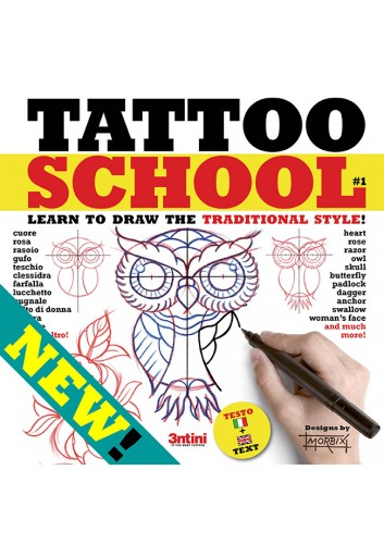 Tattoo School 1: Estilo tradicional