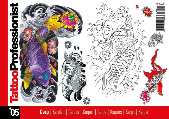 Tattoo Professionist 5 - Carpas