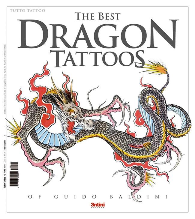 The Best Dragon Tattoos Of Guido Baldini