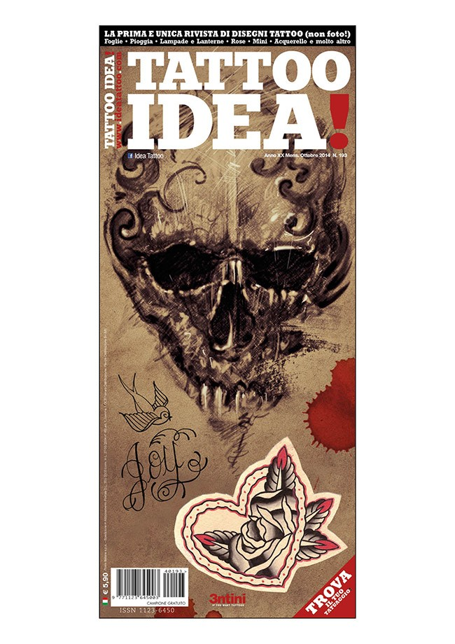 Idea Tattoo 193 Octubre 2014