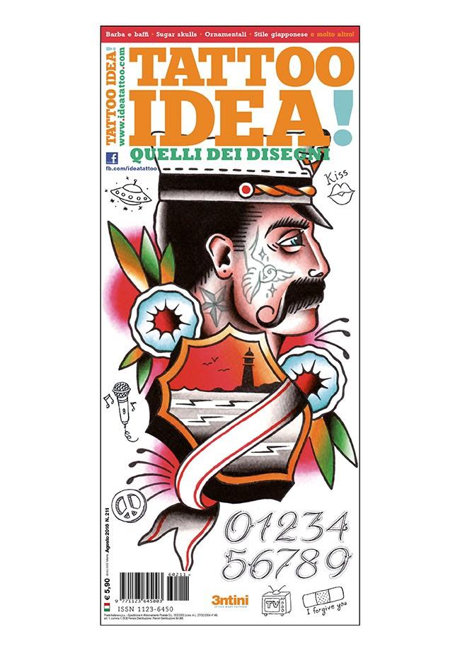 Idea Tattoo 211 Agosto 2016