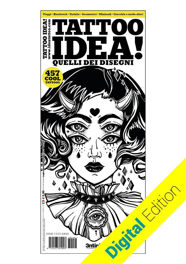 Idea Tattoo 216 Julio/Agosto/Septiembre 2017 [digital edition]