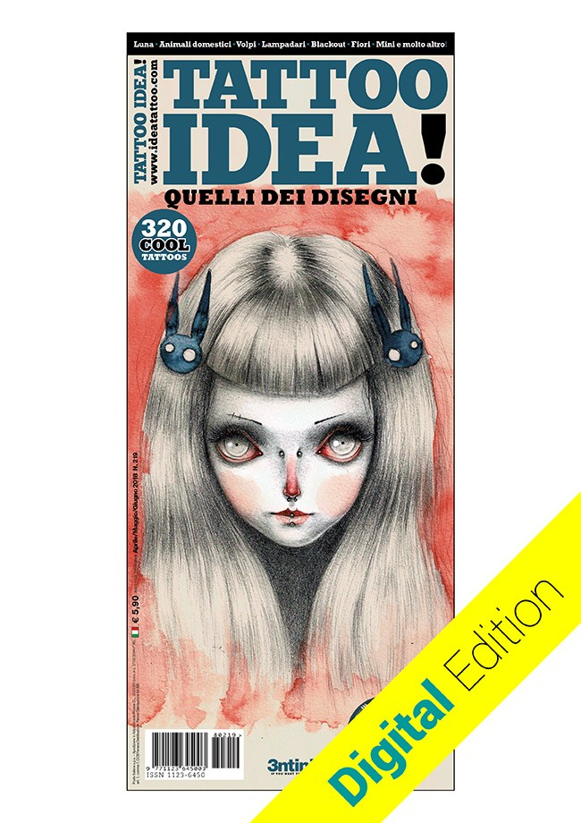 Idea Tattoo 219 Abril/Mayo/Junio 2018 [digital edition]