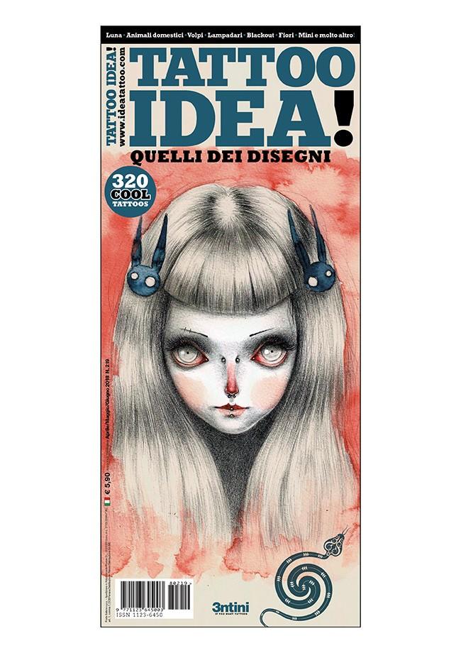 Idea Tattoo 219 Abril/Mayo/Junio 2018