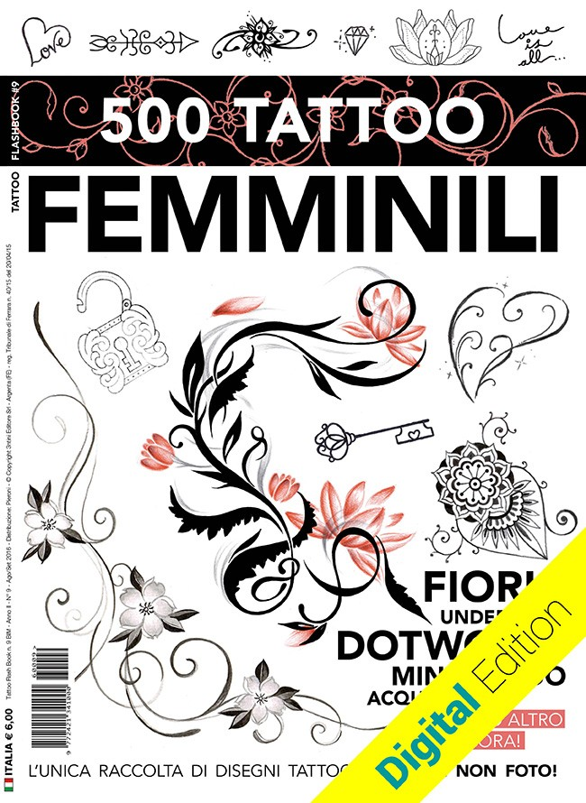 500 Tatuajes femeninos