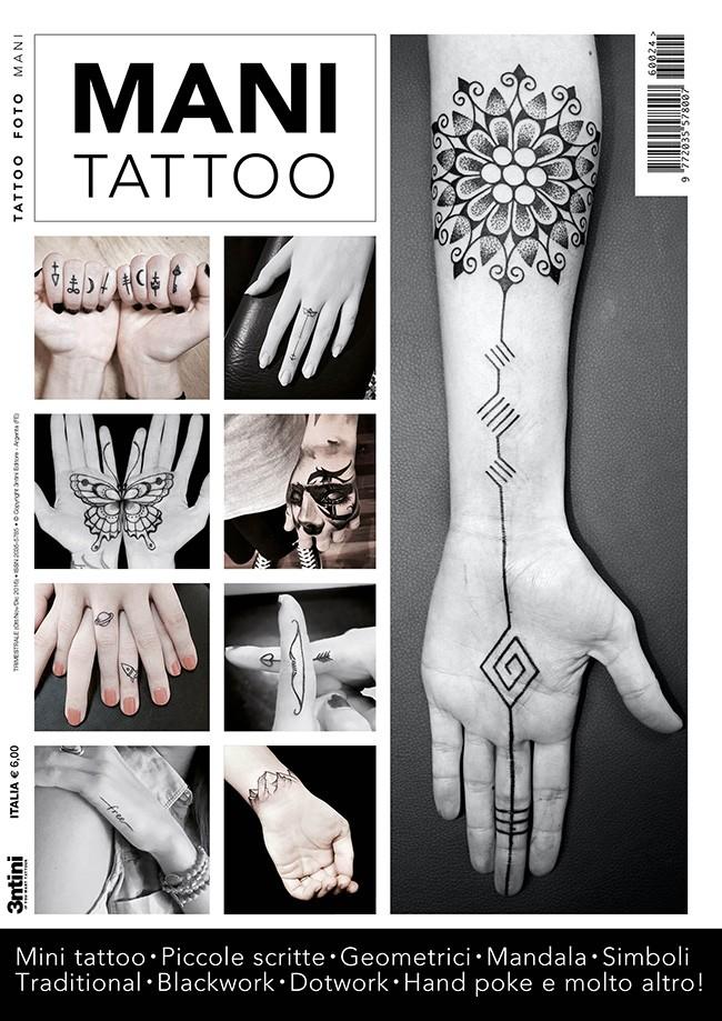 Manos Tattoo