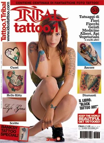 Tattoo1 Tribal N.53 - Diciembre 2009/enero 2010