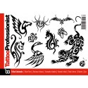 Tattoo Professionist 3 - Animales Tribales