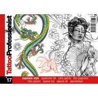 Tattoo Professionist 17 - Estilo Japonés