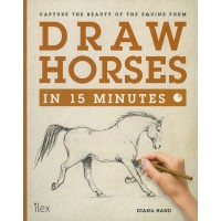 Draw Horses in 15 Minutes