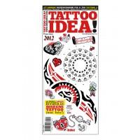 Idea Tattoo 171 Agosto 2012
