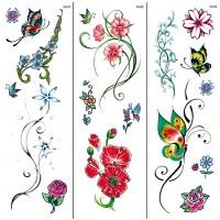 Tatuajes Transferibles de Cuentos de Hadas 2