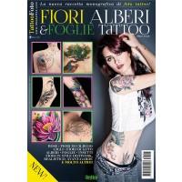 Tattoo Foto 15: Tatuajes De Flores, Árboles Y Hojas
