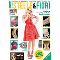 Tattoo Foto 8: Estrellas Y Flores