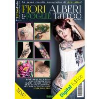 Tatuajes de Flores, Árboles y Hojas