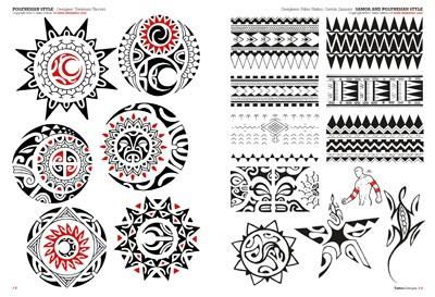 Tribal Maori Y Polinesios - Maori-tattoo-brazalete