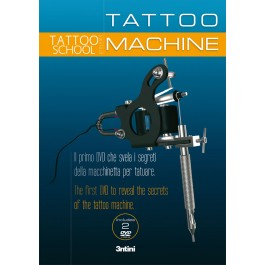 Tattoo School - Tattoo Machine Dvd (italien/anglais)