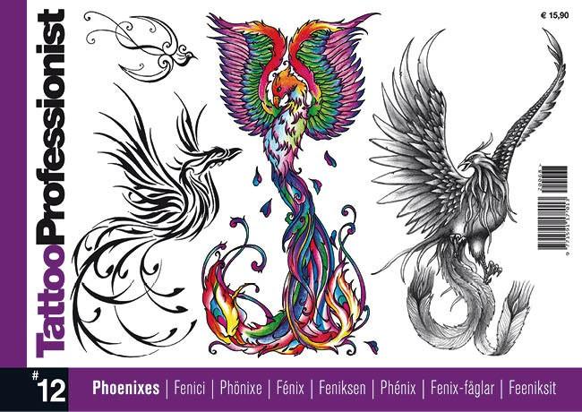 Tattoo Professionist 12 – Le Phénix