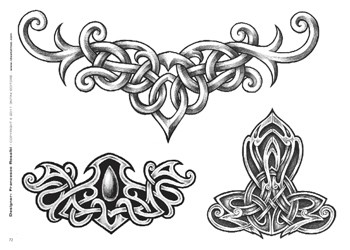 tattoo professionist 10 style celtico viking. Black Bedroom Furniture Sets. Home Design Ideas