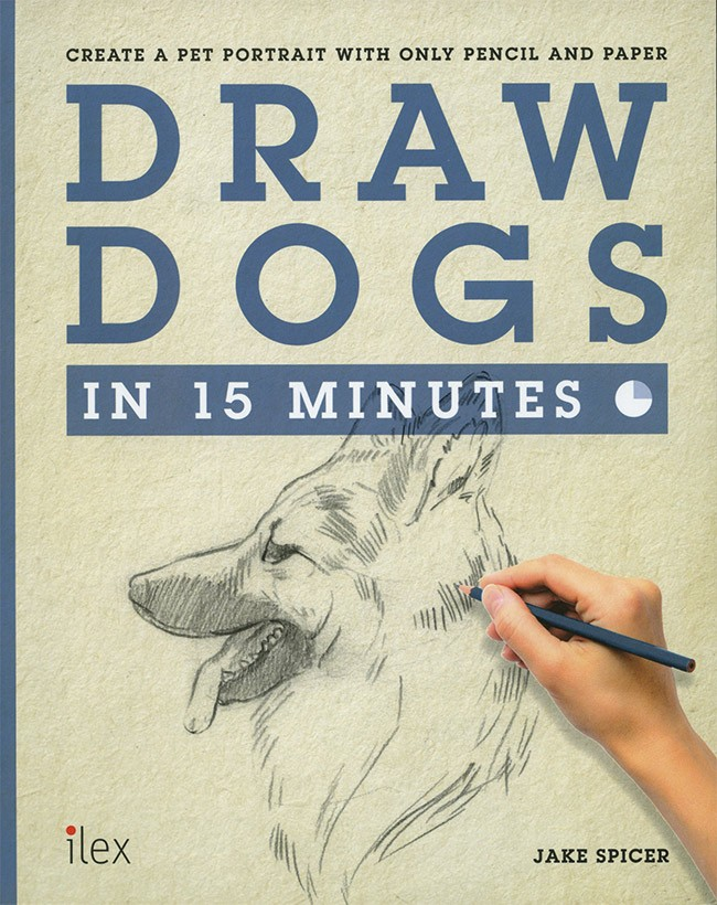 Draw Dogs In 15 Minutes