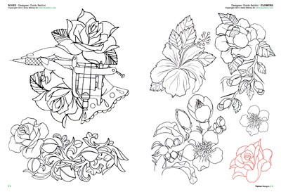 Tatouages de fleurs 2 for Colorare le rose