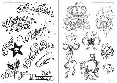 Etoiles Tattoo