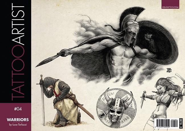 Guerriers de Luca Tarlazzi