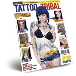 Tattoo.1 Tribal 68 Jui/Aoû 2012