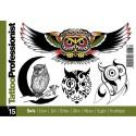 Tattoo Professionist 15 - Hiboux