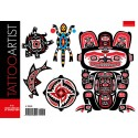 Tattoo Artist 2 Américains Natifs