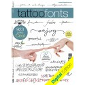 Tattoo Fonts  [digital edition]