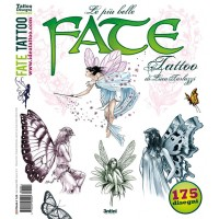 Les Plus Belles Fées – Tattoos By Luca Tarlazzi