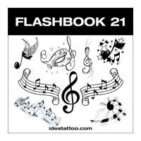 Music Tattoos vol.1