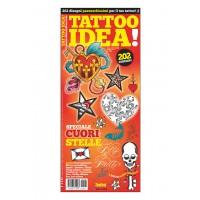 Idea Tattoo 160 Juillet 2011