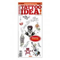 Idea Tattoo 168 Mai 2012