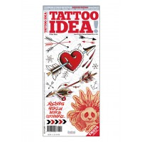 Idea Tattoo 195 Jan/Fév 2015