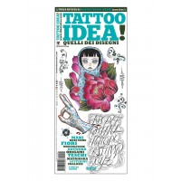 Idea Tattoo 204 Nov/Déc 2015