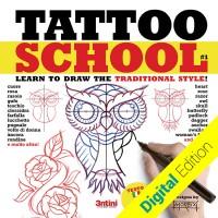 Tattoo School 1 : Style traditionnel [digital edition]