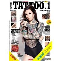 Tattoo.1 Tribal 77 Jan / Fév 2014